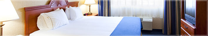 <span>Specials</span> &amp; Packages ~ Holiday Inn Express Syracuse Airport