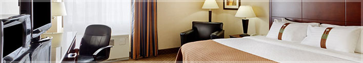 Holiday Inn Binghamton Downtown (arena area)